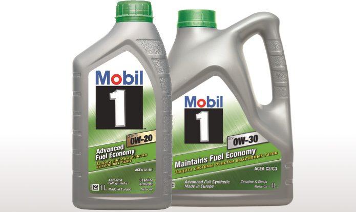 Mobil 1 представил серию «экологических» масел