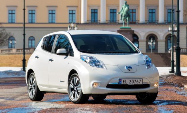 Российский рынок электромобилей с пробегом значительно вырос