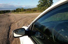 Пятнадцатилетний смолянин угнал автомобиль, чтобы покататься по городу