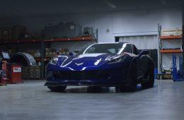 Электрический суперкар Genovation GXE дебютирует в Вегасе