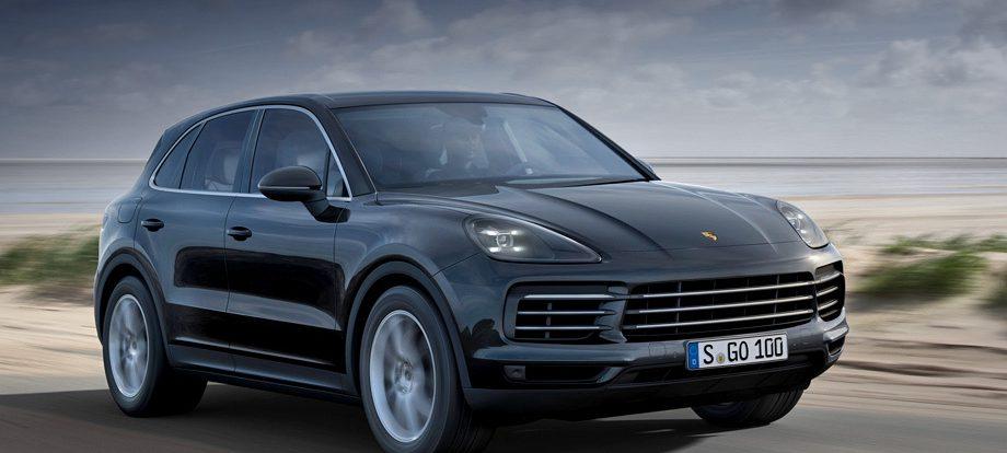 Новый Porsche Cayenne оценён в пять миллионов рублей
