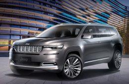 Кроссовер Jeep Grand Commander не выберется за пределы Китая