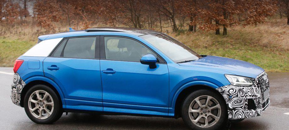 Паркетник Audi SQ2 будет представлен в нынешнем году