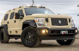 Американцы превратили пикап Ford в роскошный брутальный внедорожник
