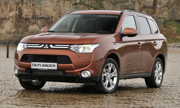 Mitsubishi отзывает более 51 000 автомобилей в Китае