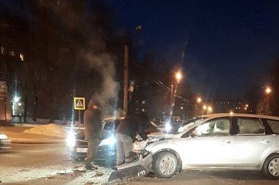 В Смоленске сбили мужчину-пешехода