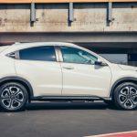 Обновлённый кросс Honda HR-V рассекретили до премьеры