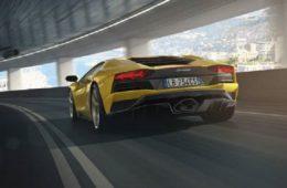 Рассекречен Lamborghini Aventador SVJ2020 модельного года