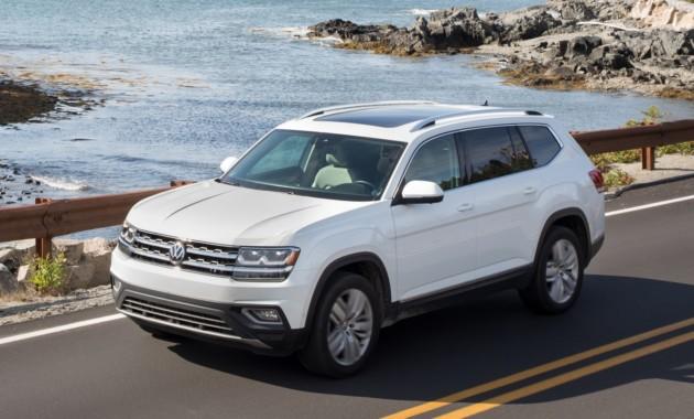 Большой кроссовер Volkswagen Teramont: скоро в России