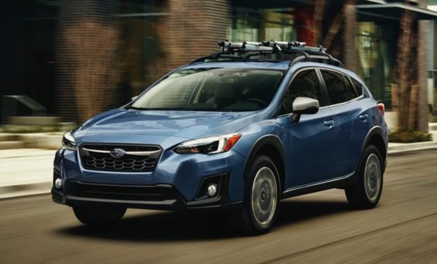Subaru анонсировала юбилейные спецверсии