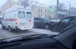 В Смоленске проводится профилактическое мероприятие «Ремень безопасности»