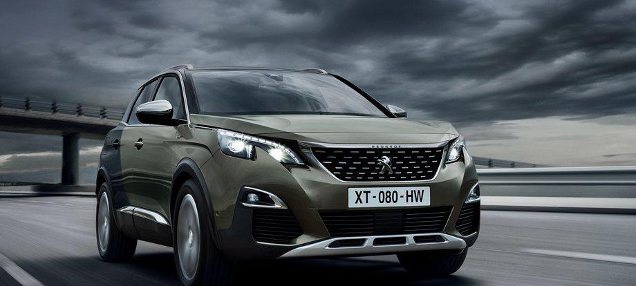 Следующий Peugeot 4008 станет купе-кроссовером