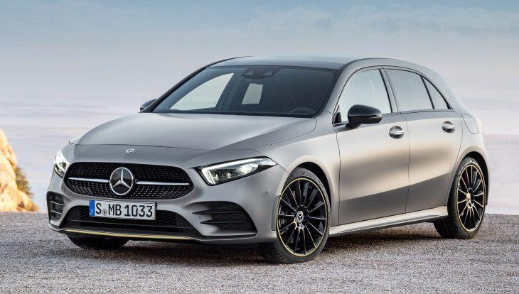 Представлен новый Mercedes-Benz A-класса: что изменилось в модели?