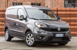 Fiat решил продавать в России компактный фургончик