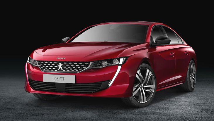 Представлен новый Peugeot 508