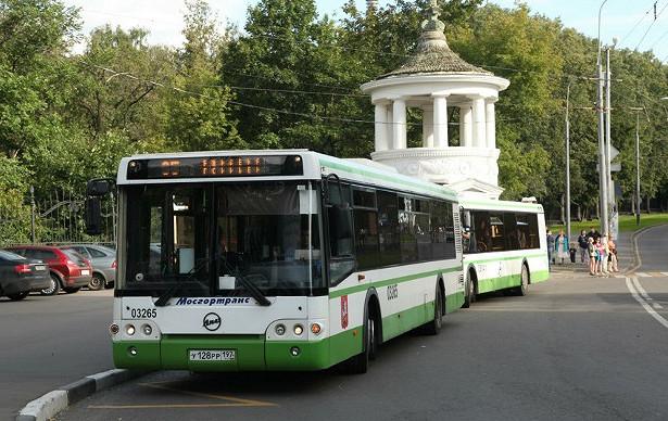 ВРоссии ограничат срок эксплуатации автобусов
