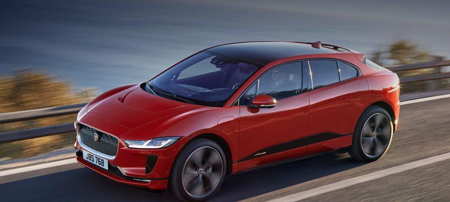 Продажи кроссовера Jaguar I-Pace в России начнутся осенью