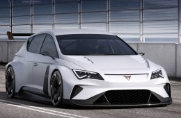 Электрокар Cupra e-Racer будет биться на кузовных гонках
