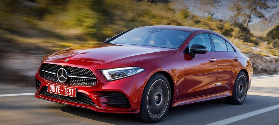 Высматриваем особинку в седане Mercedes-Benz CLS