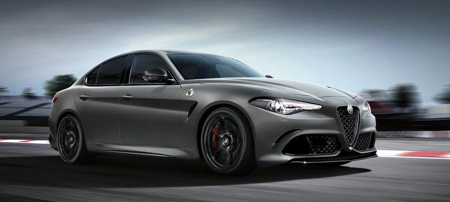 Марка Alfa Romeo представила несколько новых версий машин