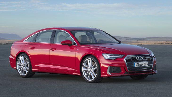 Новое поколение седана Audi A6 появится в России в конце года