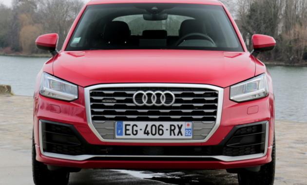 Audi SQ2 готовится к премьере