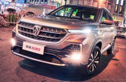 Бюджетная марка GM и SAIC выводит на рынок новый кроссовер