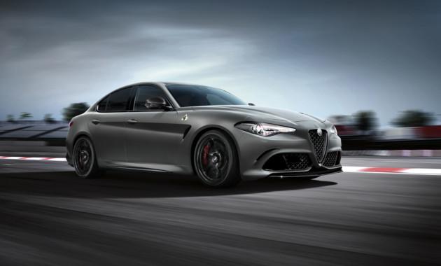 Alfa Romeo «пропитала» Giulia и Stelvio духом Нюрбургринга