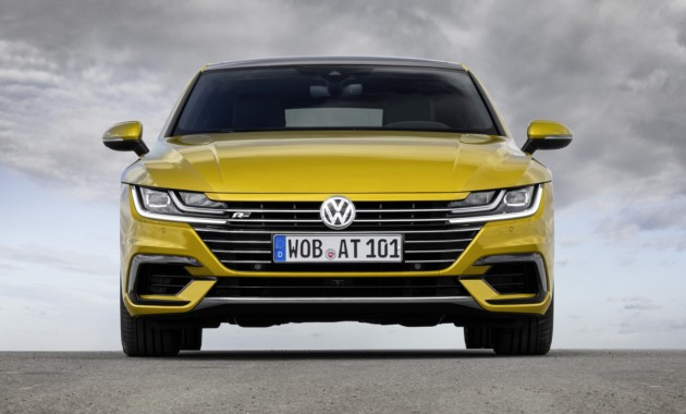 Официально: Volkswagen Arteon станет универсалом