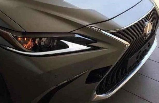 Всети рассекретили дизайн нового Lexus ES