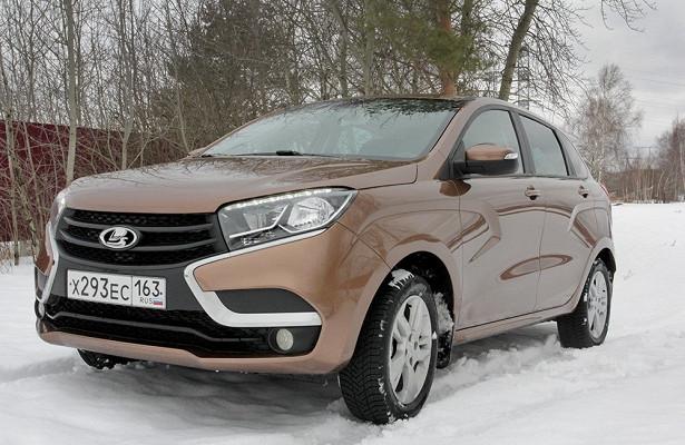 «АвтоВАЗ» выпустит ультрабюджетную Lada Xray
