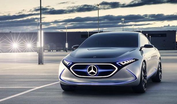 Mercedes-Benz выпустит конкурента Tesla Model S