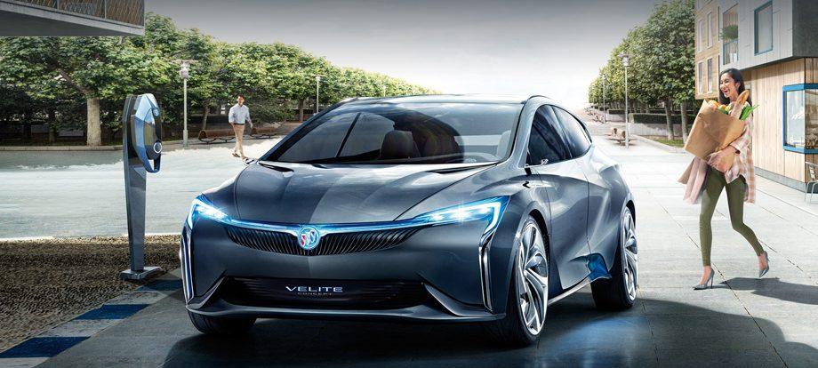 Хэтчбек Buick Velite 6 выйдет с новыми «зелёными» установками