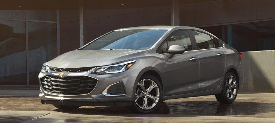 Модели Chevrolet Cruze, Spark и Malibu обновили не только внешность
