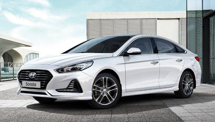 В Калининграде начали выпускать седан Hyundai Sonata