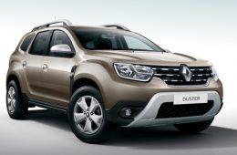 Стартовали продажи нового кроссовера Renault Duster