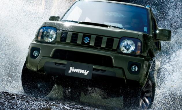 Suzuki Jimny отправлен «на пенсию» до премьеры наследника