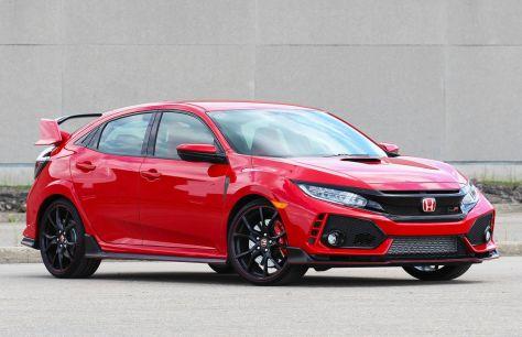 Honda Civic Type Rвозросла вцене