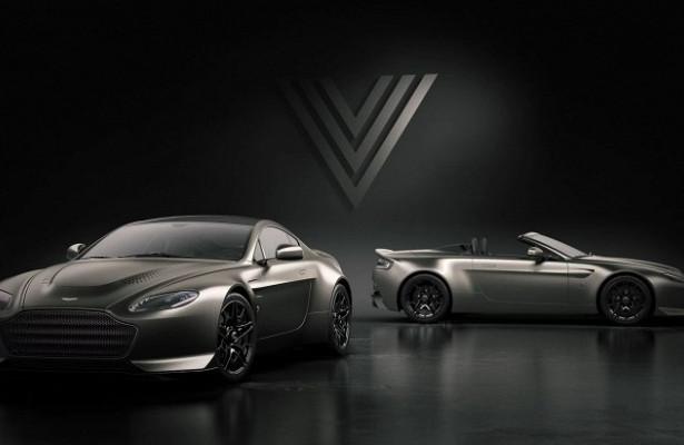 Aston Martin представил эксклюзивную модель V12Vantage V600
