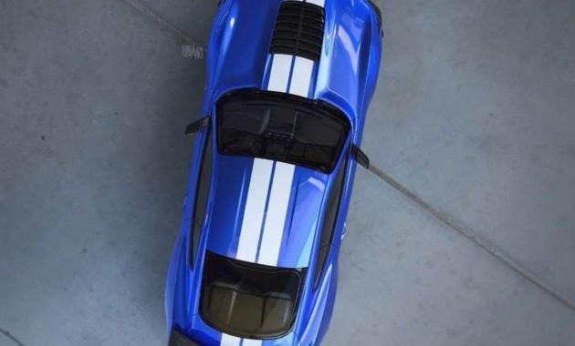 Ford готовит самую мощную версию Mustang