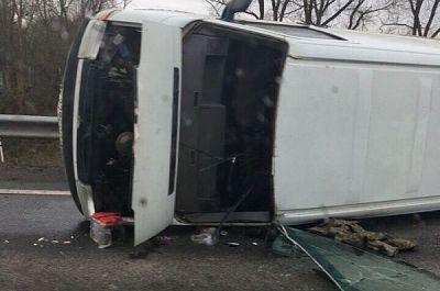 ДТП на Рославльском шоссе унесло жизнь водителя