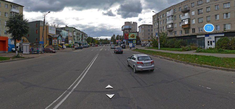 Юный мотоциклист пострадал в Смоленске
