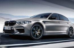Седан BMW M5 Competition превратился в отдельную модель