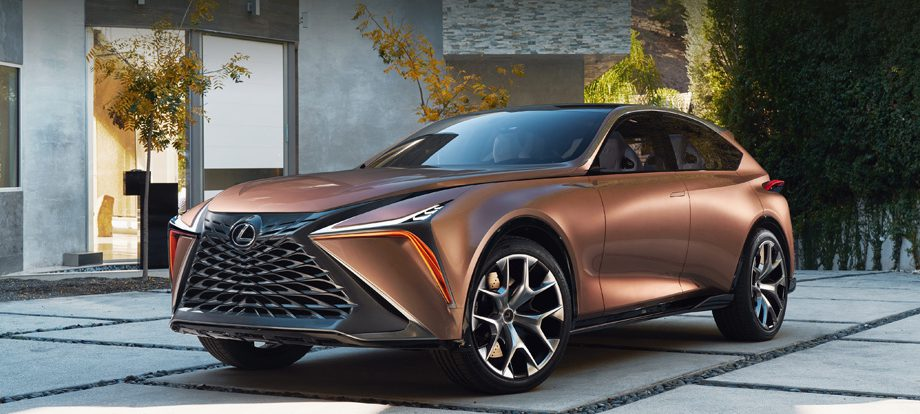 Компания Lexus зарезервировала принципиально новый индекс LQ