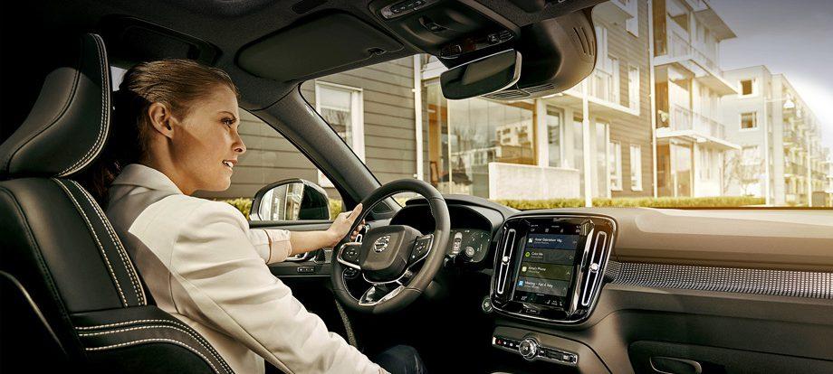 Медиацентр Volvo Sensus будет переведён на систему Android