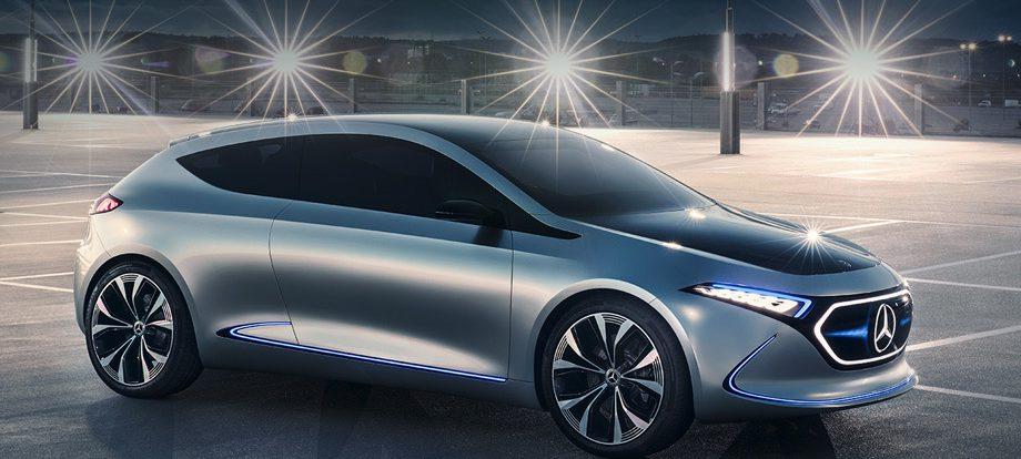 Хэтчбек Mercedes EQA будет производиться во Франции