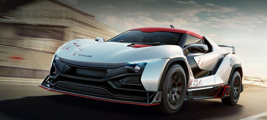 Проект спорткара Tamo Racemo выставлен на продажу