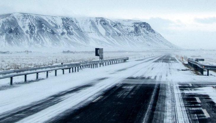 Можно ли пересекать сплошную разметку, закрытую снегом?