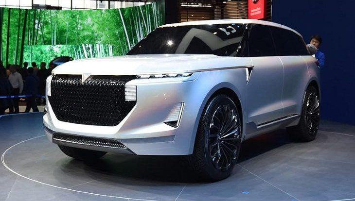 Самые интересные и необычные новинки Пекинского автосалона