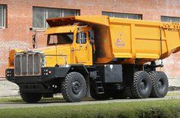 Представлен «Тонар-7501» — самый тяжёлый карьерный самосвал российского производства